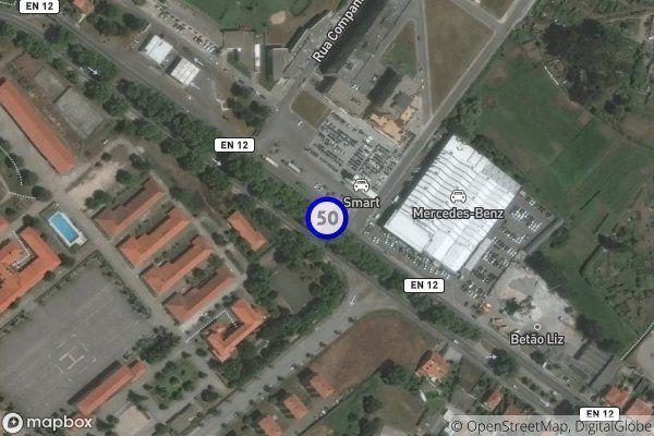 estrada interior da circunvalação porto mapa Radares de Portugal em tempo Real estrada interior da circunvalação porto mapa